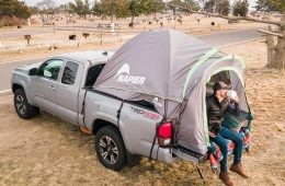 4 Benefits of Getting a Canopy for Your Truck