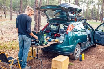 5 Car Upgrades You Need if You Are Going Camping on Your Car